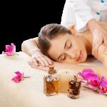 Masaje de relajación de pies a cabeza